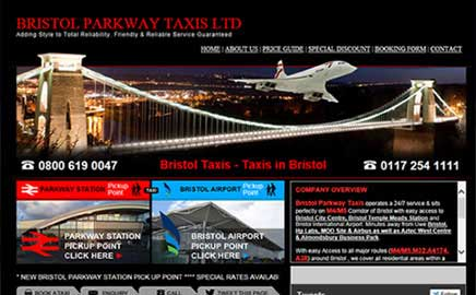 Bristol Parkway Taxis