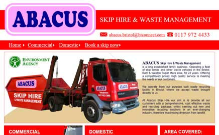 ABACUS - Website Thumbnail and link
