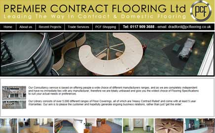 PC Flooring Ltd - Thumbnail image with link to website