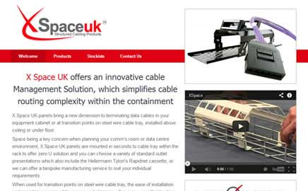 X Space UK - Thumbnail image with link to website