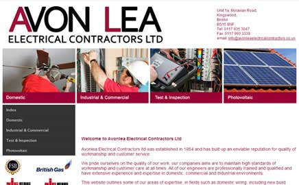 Avon Lea - Thumbnail image with link to website
