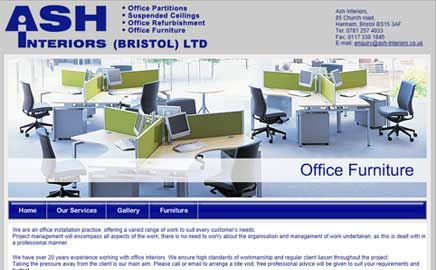 Ash Interiors (Bristol) Ltd - Thumbnail image with link to website