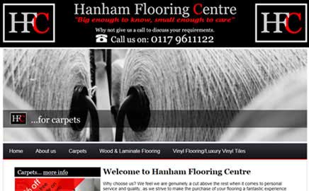Hanham Flooring Centre - Thumbnail image with link to website