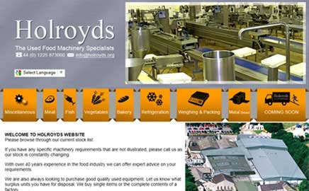 Holroyds - Thumbnail image with link to website