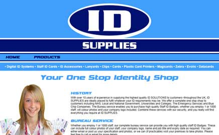 ID Supplies - Thumbnail image with link to website