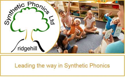 Synthetic Phonics Ltd - Thumbnail image with link to website