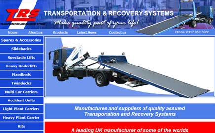 TRS Ltd - Thumbnail image with link to website