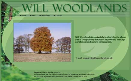 Will Woodlands - Thumbnail image with link to website