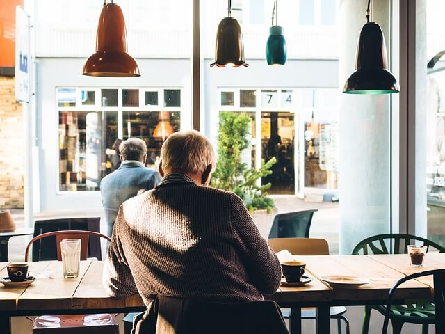 Importance of having a good website and local SEO for Local Cafe