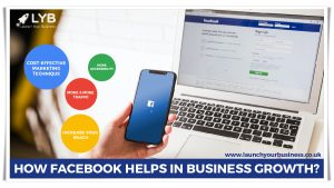 How facebook page helps in business growth